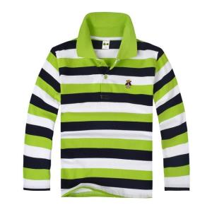 BOYS POLO SHIRT LONG  SLEEVE